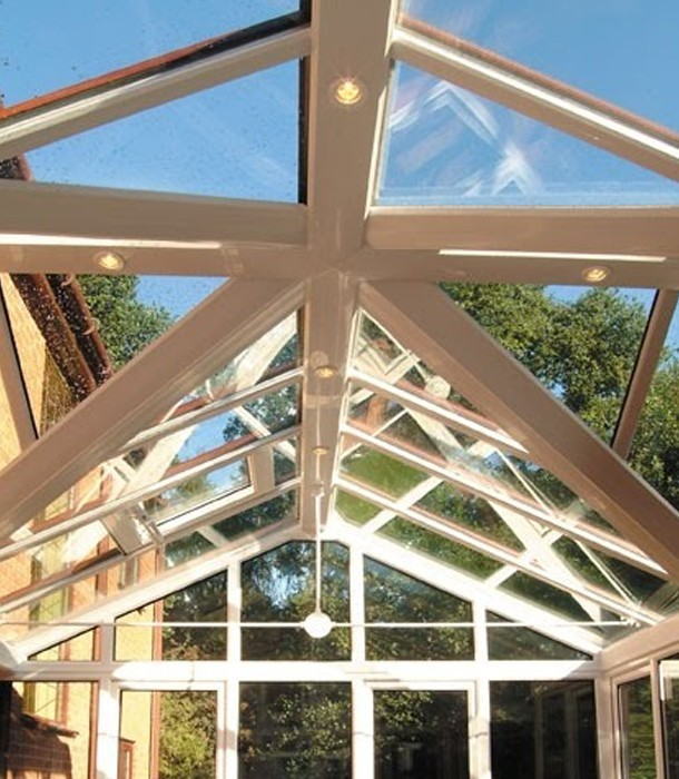 A Global Conservatory guarantees high quality, exceptional performance and ease of installation